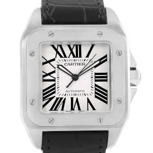 Cartier Santos w20073x8 38.0mm Mens Watch