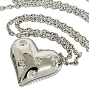 Tiffany & Co. Pt 950 Platinum Necklace