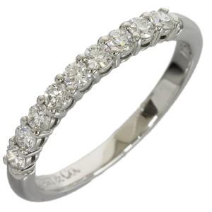 Tiffany & Co. Pt 950 Platinum Ring Size 6.75