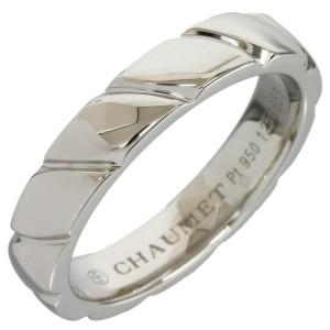 Chaumet Pt950 Platinum Band Ring