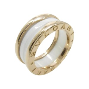 Bulgari B zero1 750 Pink Gold Ring