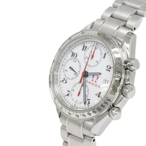 Omega Speedmaster Olympic Stainless Steel 39mm Watch