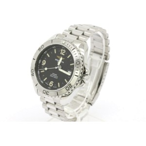 Breitling Shark Stainless Steel 41mm Watch