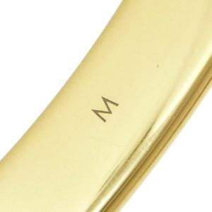 LOUIS VUITTON Metallic Nanogram Strass Bracelet M64861