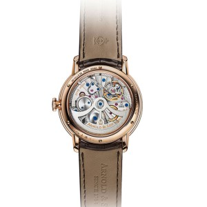 Arnold & Son DSTB Rose Gold Anniversary 1ATAR.L01A 44mm Mens Watch