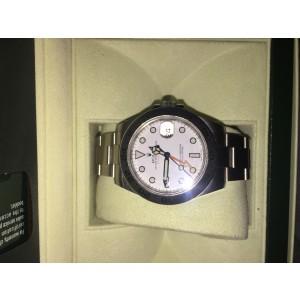 Rolex Explorer II Stainless Steel 42mm Mens Watch