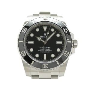 Rolex  Submariner 114060 40mm Mens Watch