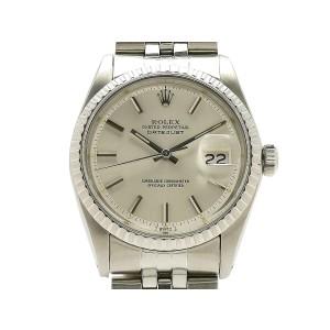 Rolex Datejust Antique 16035 35mm Mens Watch