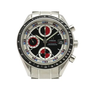 Omega Speedmaster Date 3210-52 Stainless Steel 40mm Mens Watch