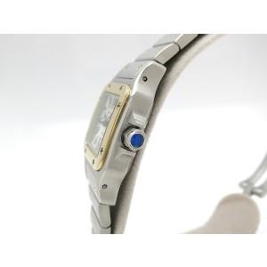 Cartier Santos Garve SMsize W20057C4 H24mm