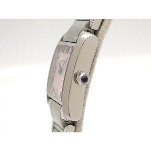 Cartier Tank Francaise  W51035Q3 H25mm_W20mm Womens Watch