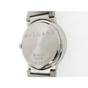 Bulgari Bulgari Bulgari 26 BB26SSD Stainless Steel 26mm Womens Watch