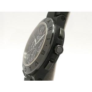 Bulgari Diagono Magnesium Chronograph DG42BSMCVDCH 42mm Mens Watch