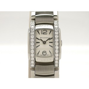 Bulgari Assioma 26 AA26C6SDS Stainless Steel 26mm Womens Watch