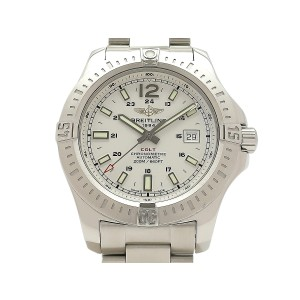 Breitling Colt Automatic A173G91PCS Stainless Steel 44mm Mens Watch