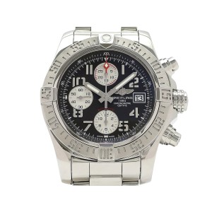 Breitling AvengerII Chronograph Automatic A339F64PSS Stainless Steel 43mm Mens Watch