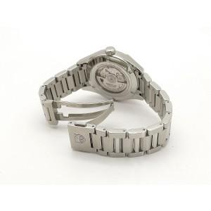 Tag Heuer Carrera Caliber8 Grand Date GMT WAR5010.BA0723 Stainless Steel 41mm Mens Watch