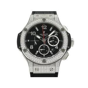 Hublot Big Bang Chronograph 301.SX.130.RX.174 Rubber 44mm Mens Watch