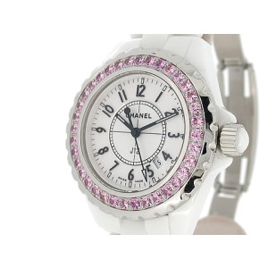 Chanel J12 H1181 Ceramic 33mm Womens Watch