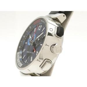 Louis Vuitton Tambour Chronograph Louis Vuitton Cup Regatta Q102D 44mm Mens Watch