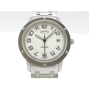 Hermes Clipper CP2.810 Stainless Steel 40mm Mens Watch