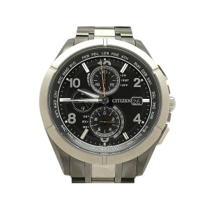Citizen Atessa Chronograph 30th Anniversary AT8165-51E 43mm Mens Watch