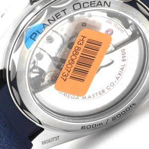 Omega Seamaster Planet Ocean 600m 215.33.46.51.01.001  43.5mm Mens Watch