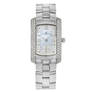 Baume & Mercier Hampton Milleis 65335 22mm Womens Watch