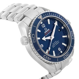 Omega Seamaster Planet Ocean 232.90.46.21.03.001 45.5mm Mens Watch