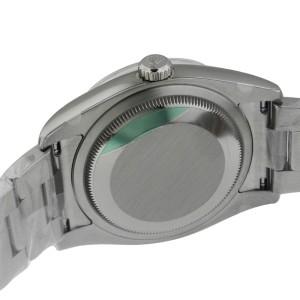 Rolex Datejust 116200 36mm Stainless Steel Blue Roman Dial Watch
