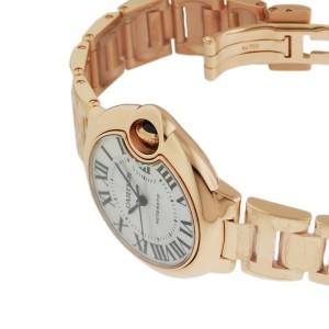 Cartier Ballon Bleu W6920068 Automatic 18K Rose Gold Watch