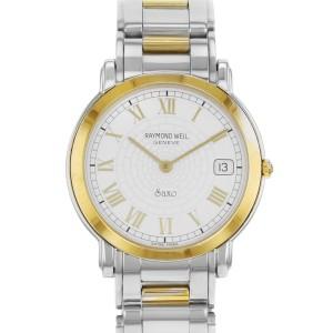 Raymond Weil Saxo 9521TT/GR 36mm Unisex Watch
