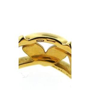CHIC Marina B. 18k Yellow Gold Woven Band