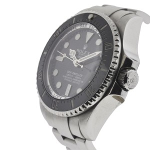 Rolex Sea-Dweller Deepsea 116660 43mm Stainless Steel Watch