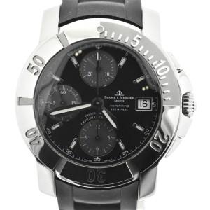 Baume & Mercier 65352 Automatic Chronograph Watch