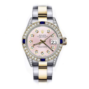 Rolex Datejust 116233 36mm Womens Watch