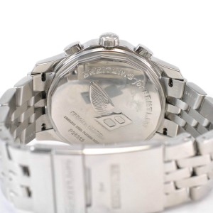 Breitling Bentley P26362 Mens Watch with White Dial
