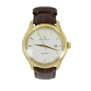 Giorgio Milano Hampton 953SG023 Stainless IP Gold Date Automatic Mens Watch