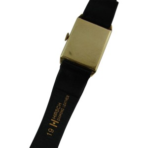 Paul Buhre 14K Yellow Gold Vintage Watch