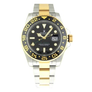 Rolex GMT-Master II 116713LN 40mm Mens Watch