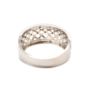 14K White Gold 0.30 ct. Diamond Ring