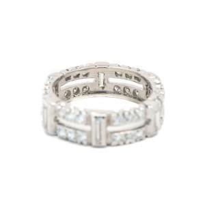 14K White Gold 2.75 ct Diamond Ring