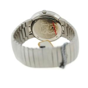 Christian Dior Diamond La D De Stainless Steel Womens Watch