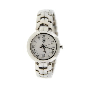 Tag Heuer WAT1314 Link Stainless Steel Watch