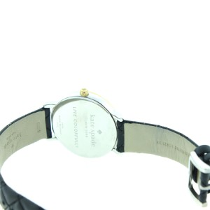 Kate Spade metro Grand Quilted Strap Watch