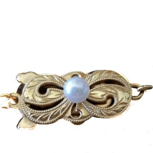 Vintage Mikimoto Pearl Strand Necklace