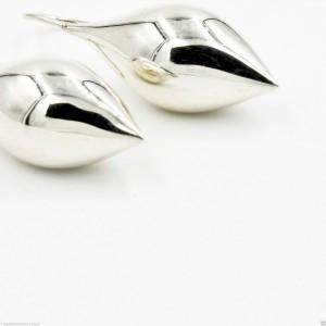 Michael Dawkins Pod Drop Earrings in 925 Sterling Silver Style No. J323838