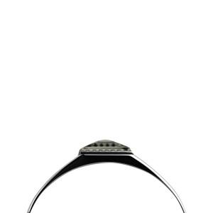 Baccarat Louxor Sterling Silver Mist Mirror Bracelet