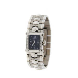 Charriol Columbus INTR Stainless Steel Diamond Womens Watch