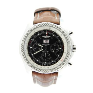 Breitling Bentley 6.75 A4436212 Chronograph Stainless Steel Mens Watch